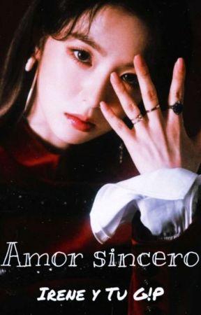 """""""Amor sincero"""" (Irene y Tu) (G!P)  by WannieBaby2"""