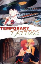 ✓Temporary Tattoos||KiriBakuDeku by BisexualCricket