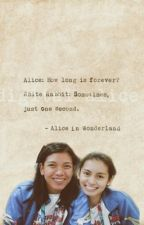 How long is forever? by alydenteamhopia