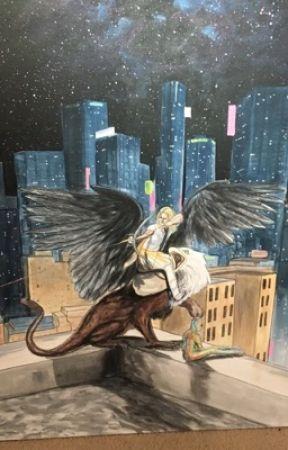 Ancient Hope / Tribulation : Singularity by kevintilsner