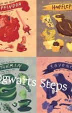 Hogwarts Steps in by fanfictionreadervek