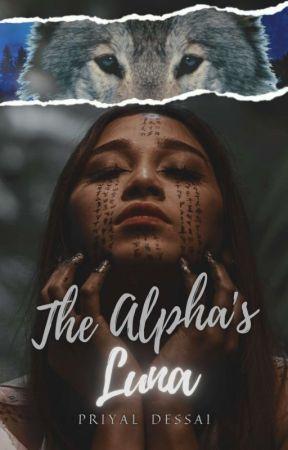 The Alpha's Luna (SAMPLE)  by iincendiia