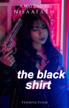 THE BLACK SHIRT by nisaafatm