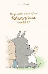أغلفة توتورو | Totoro's book covers cover
