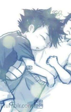 KuroKen- Sleepover by urlocalenbygay