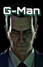 Half-Life: G-Man by AttilaGl5