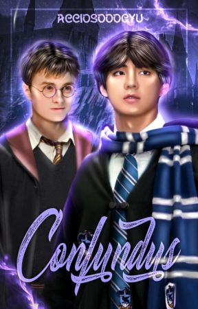CONFUNDUS; harry potter by acciosoogyu