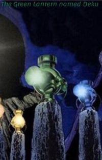 The Green Lantern Named Deku cover