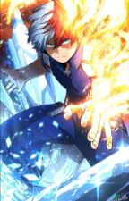 Bond of pain and love (Shoto x reader) Soulmate AU by gothicanimegirl1503