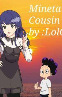 Mineta's Cousin (Reader Insert)  cover