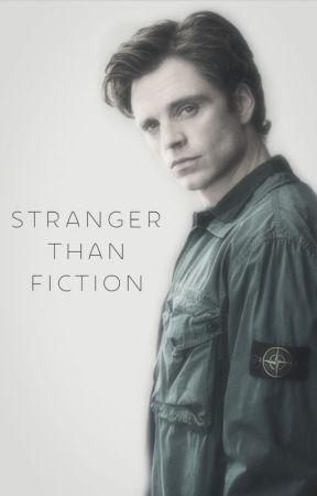 stranger than fiction || s. stan by lilyroselilac24
