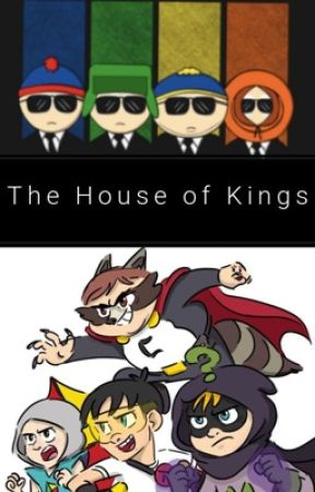 The House of Kings (Bunny) & (Style) by _Queen_of_Fandoms_