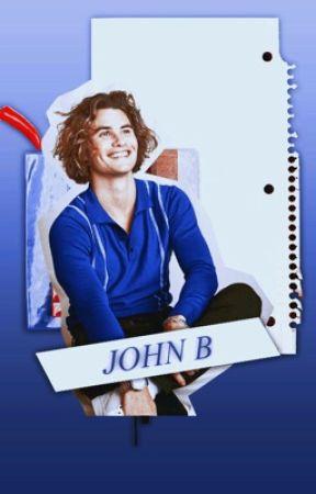 ❛ JOHN B ❜ →  ADMINS by obxsociety