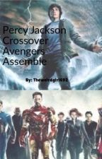 Percy Jackson Crossover Avengers Assemble by TheWeirdGirl692