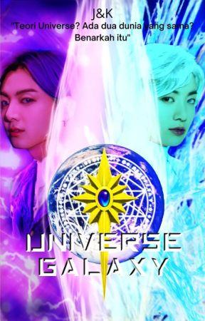Universe : Galaxy  by JeonJsk14