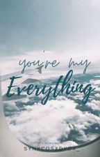 You Are My Everything by sinxcosxdydx_