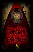 Broken Planchette ~ Prinxiety by PrevailedPrince