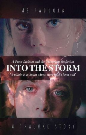 Into the Storm - Thalia x Luke by ashaddock