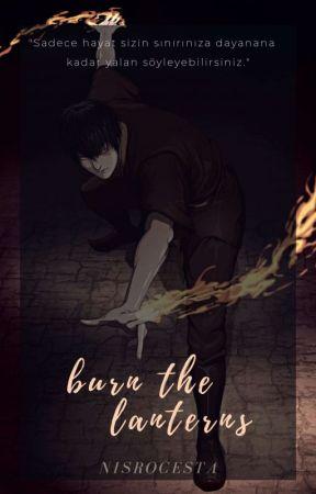 burn the lanterns by nisrocesta