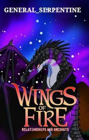 Wings Of Fire Relationships And One Shots Starflight X Fatespeaker Wattpad