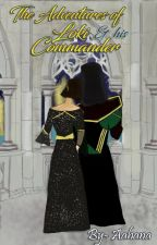 The Adventures of Loki and his Commander by AahanaSwrup