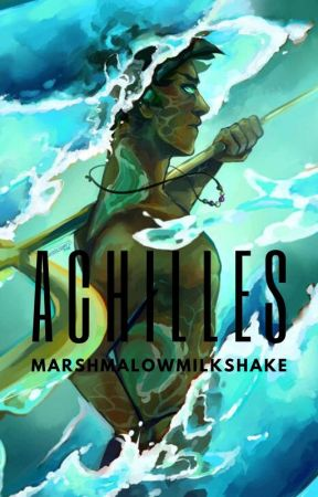 Achilles (PJO/Avengers) by MarshmalowMilkshake