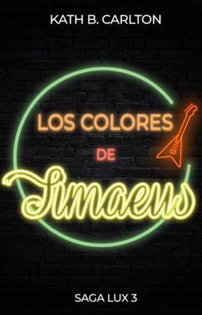 SAGA LUX III | Los colores de Timaeus by Kath_B_Carlton