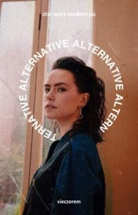 ALTERNATIVE,   star wars cover
