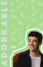 Adorkable - Barry Allen by ketkat_23