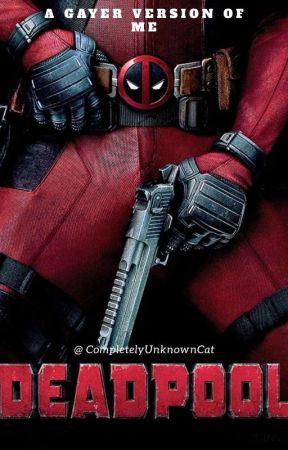 Deadpool by CompletelyUnknownCat