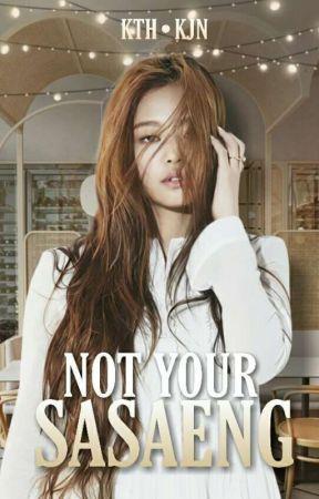 Not Your Sasaeng    TAENNIE FF by miniChGu
