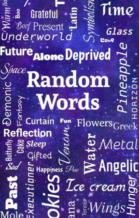 Random Words by Triversity