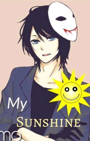 My Sunshine | Bloody Painter X Male! Reader  by Lucifers_Gentleman