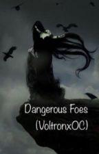 Dangerous Foe's ( Vampire Paladin x Voltron ) by KittyPerryOZ