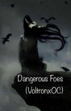 Dangerous Foe's ( Vampire Paladin x Voltron ) by ThyWorthyOne