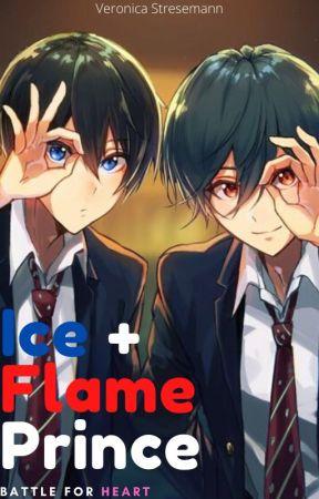 Ice + Flame Prince by Keeeysaaa