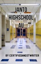 Janto - Highschool au by CertifiedAngstWriter