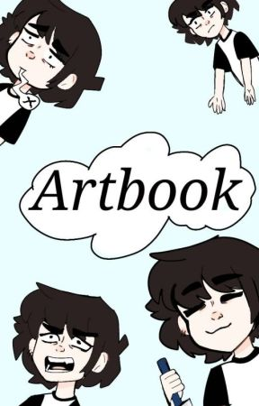 Artbook by xXJestemZajebistaXx