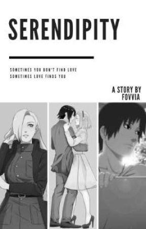 Serendipity    Sasusaku  by Fovvia