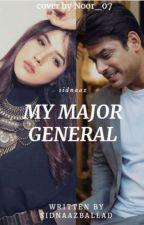 MY MAJOR GENERAL by sidnaazballad