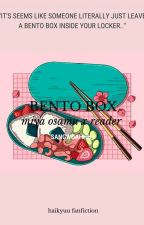 [最初] • bento box • | m.osamu by sangwoahhh_