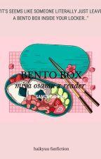 [最初] • bento box • | m.osamu by miyukiswriting
