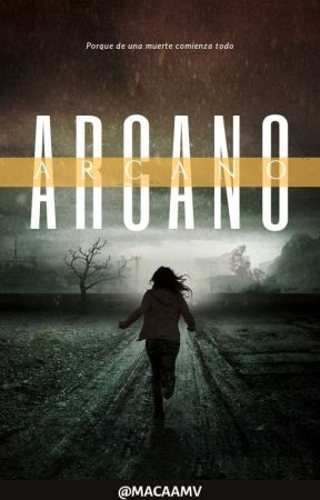 ARCANO by macaamv
