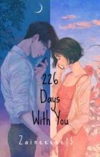 266 Days With You by Zaineeeee15