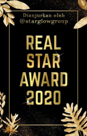 REAL STAR AWARD 2020 ✔ by starglowgroup