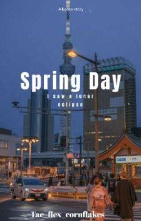 spring dayᵏᵗʰ-ʲʲᵏ by Tae_flex_cornflakes