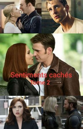 Sentiments cachés (Tome 2) by thenew_blackwidow