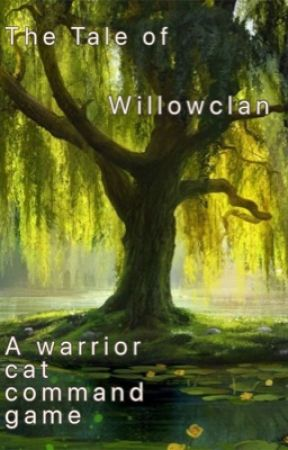 The tale of willowclan A warrior cat command game  Made by Viper_the_rainwinng  by Viper_the_rainwing