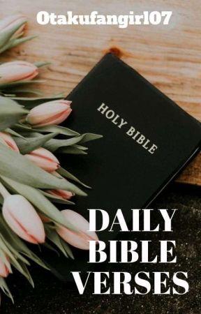 Daily Bible Verses by Otakufangirl_07