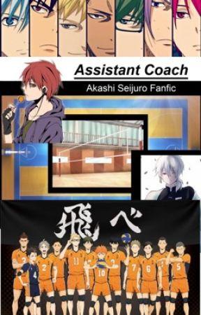 Assistant Coach  by macela16